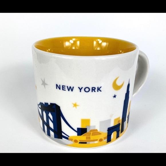 NIB New York Starbucks Mug